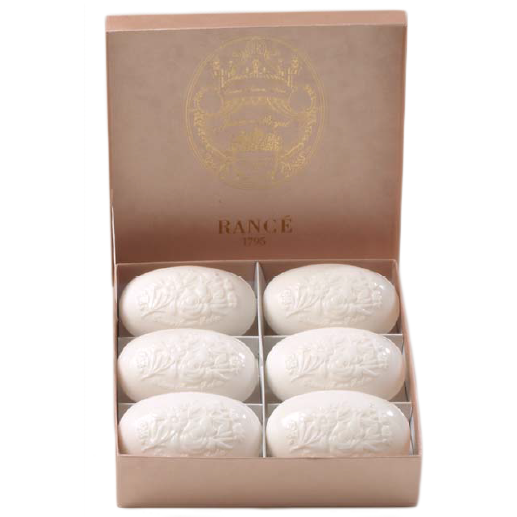 Rance Soaps Jasmine Royale Soap Box-Rance Soaps-Oak Manor Fragrances