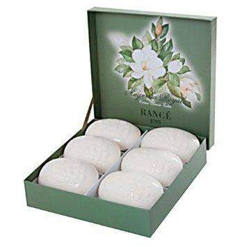 Rance Soaps Magnolia Royale Soap Box-Rance Soaps-Oak Manor Fragrances