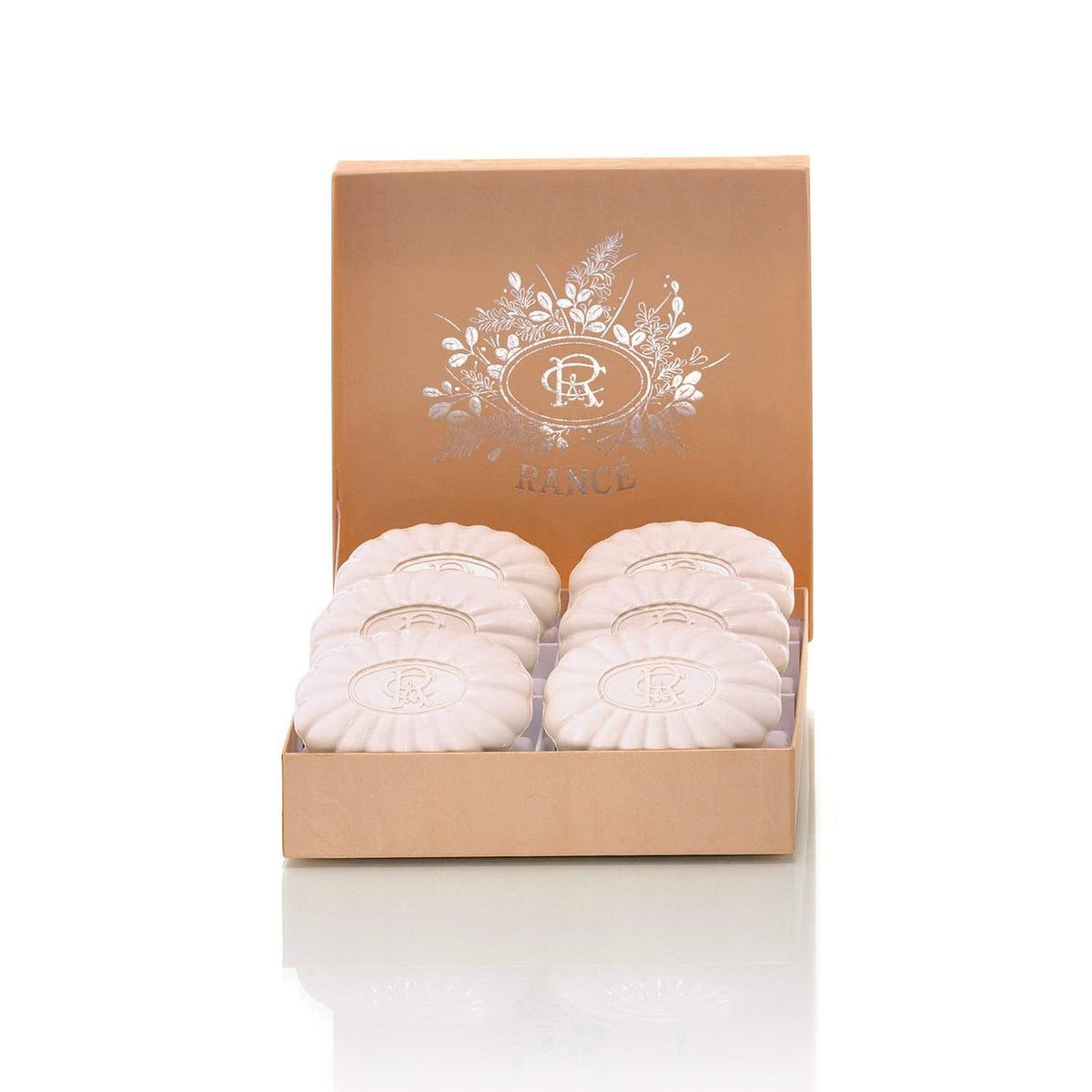 Rance Soaps Narcissus Soap Box-Rance Soaps-Oak Manor Fragrances