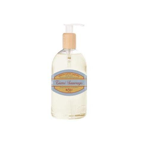 Rance Soaps Tiare Sauvage (Wild Tiare) Liquid Soap 500 ml-Rance Soaps-Oak Manor Fragrances