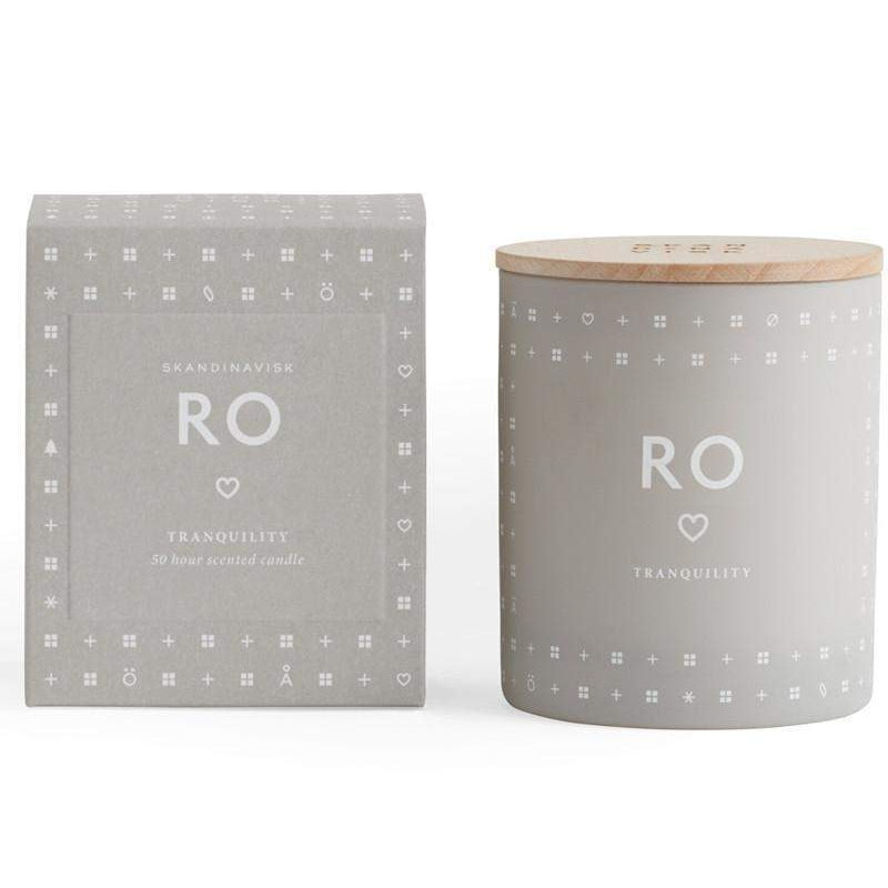 Skandinavisk 190 g Candle RO (Tranquility)-Skandinavisk-Oak Manor Fragrances