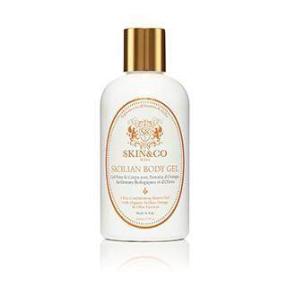 Skin&Co Sicilian Body Gel - Sicilian Orange Conditioning Body Gel-Skin&Co Roma-Oak Manor Fragrances
