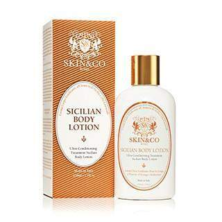 Skin&Co Sicilian Body Lotion - Sicilian Orange Conditioning Body Lotion-Skin&Co Roma-Oak Manor Fragrances