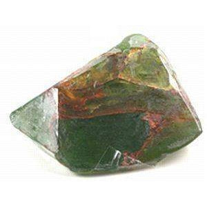 Soap Rock - Green Garnet-T.S. Pink SoapRocks-Oak Manor Fragrances