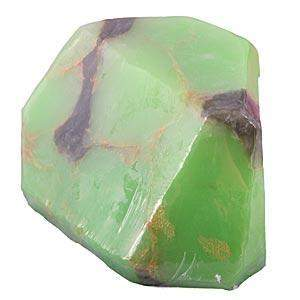 Soap Rocks - Gaspeite-T.S. Pink SoapRocks-Oak Manor Fragrances