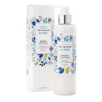 TerraNova Aire Body Lotion-TerraNova Products-Oak Manor Fragrances