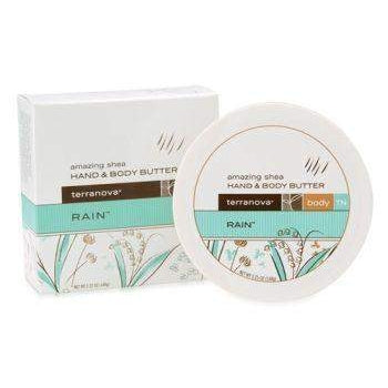TerraNova Body Butter Rain-TerraNova Products-Oak Manor Fragrances
