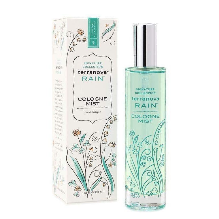 TerraNova Cologne Mist Rain-TerraNova Products-Oak Manor Fragrances