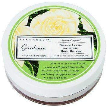 TerraNova Gardenia Shea and Cocoa Butter-TerraNova Products-Oak Manor Fragrances