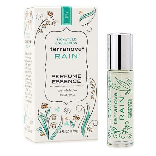 TerraNova Rain Perfume Essence-TerraNova Products-Oak Manor Fragrances