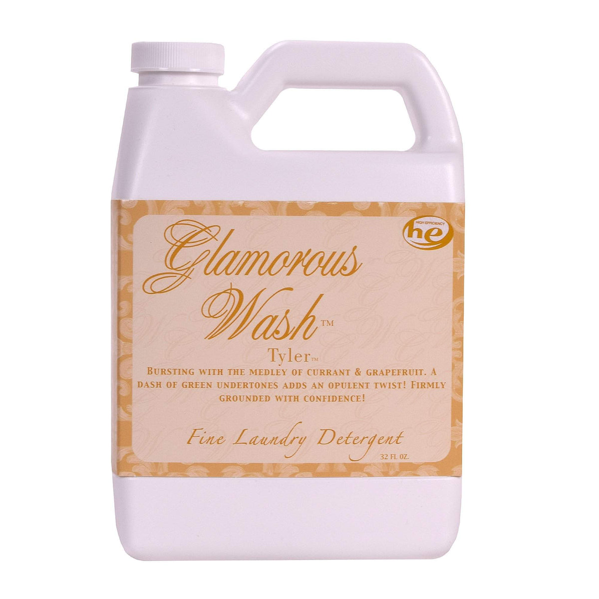 Tyler Glamorous Wash Tyler 32 oz-Tyler Candle Company-Oak Manor Fragrances