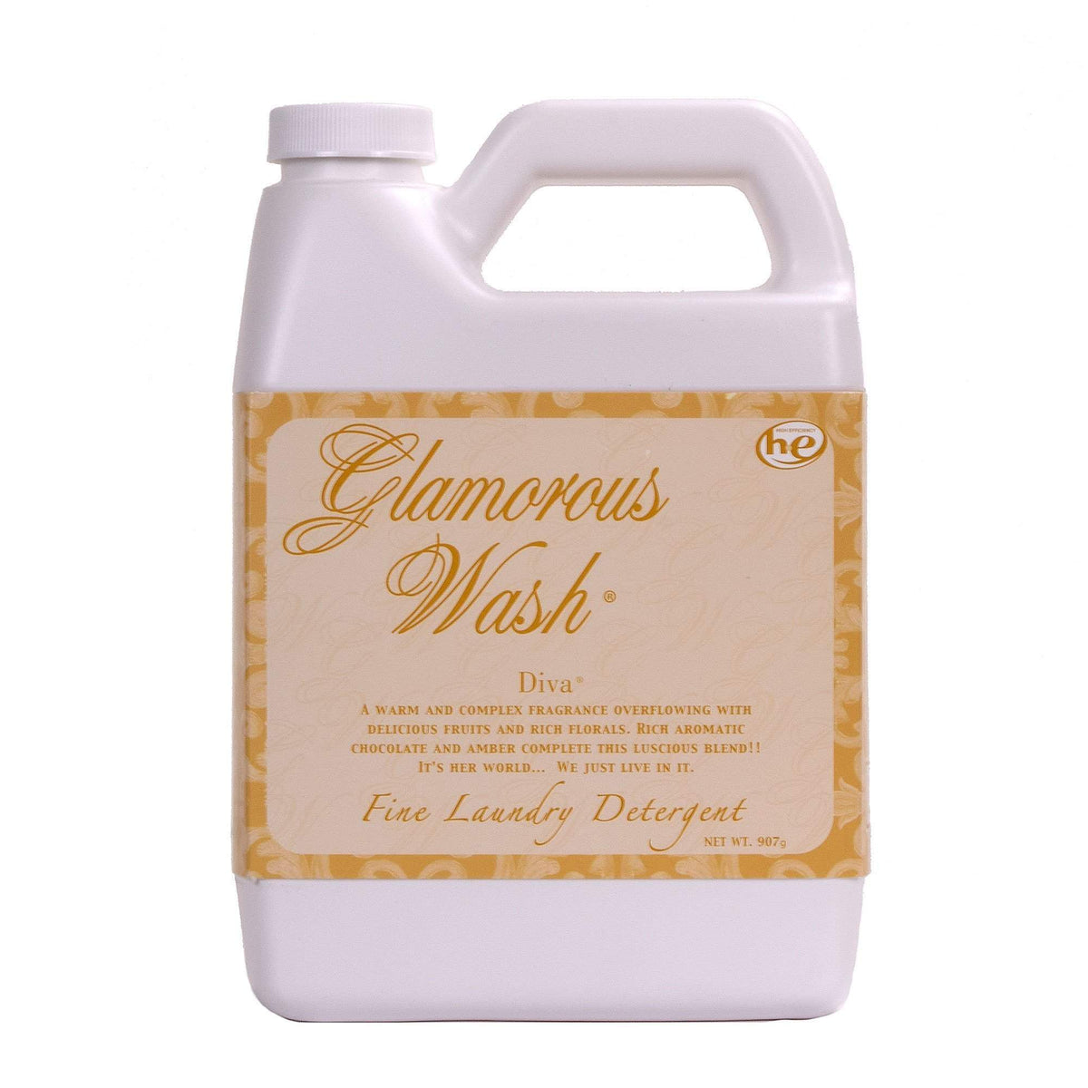 Tyler Glamorous Wash Diva 32 oz-Tyler Candle Company-Oak Manor Fragrances