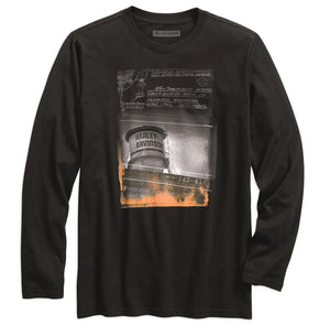 H-D® Water Tower Slim Fit Tee