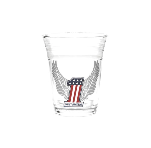Winged #1 Taster Glass 5oz