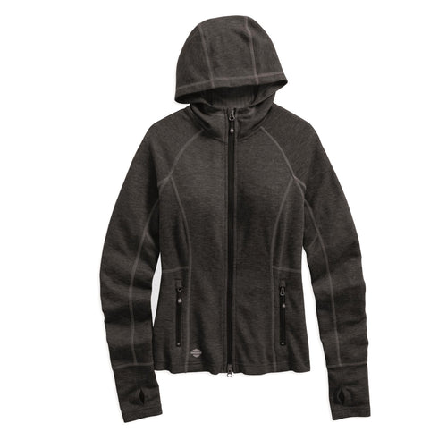 Paseo Wicking Mid-Layer Jacket