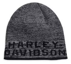 Men's Reversible Heathered Knit Hat