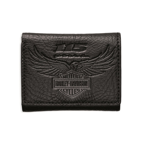 115th Anniversary Tri-Fold Wallet