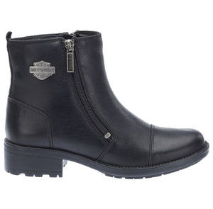Womens Zip-Up Senter Boots