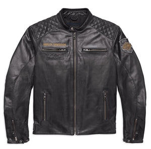 Leather 115th Anniversary Jacket CE