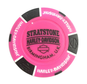 Birmingham Dealer Poker Chip