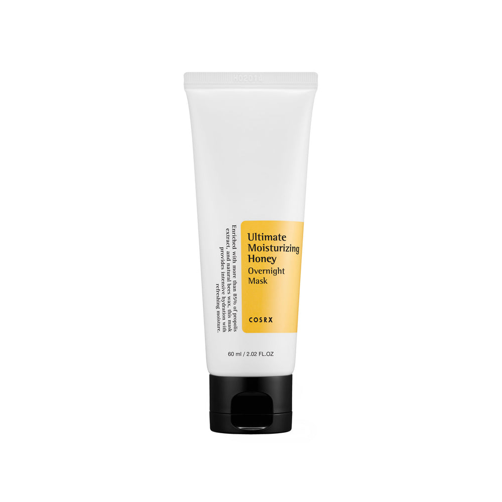 COSRX - Overnight Moisturizing Honey Mask