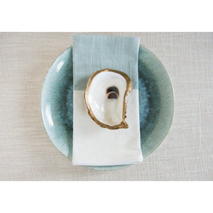 XL Oyster Dish - Gold