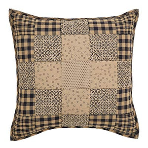 Coal Creek Quilted Pillow
