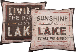 Pillow - Dream Lake