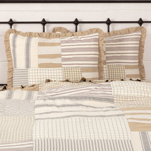 Grace Quilted Shams