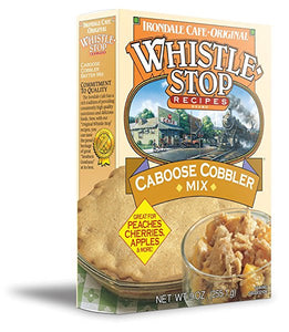 WhistleStop Cafe Caboose Cobbler Mix