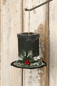 Stovepipe Hat Ornament