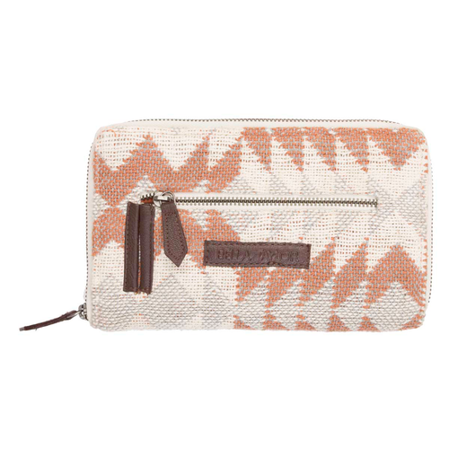 ROMY SIGNATURE ZIP WALLET