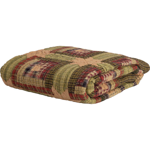 TEA CABIN THROW