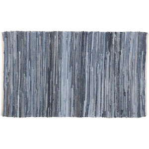 DENIM & HEMP CHINDI/RAG RUG RECT 3' x 5'