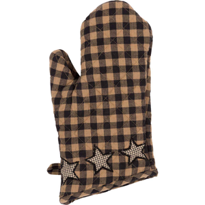 Farmhouse Star Oven Mitt