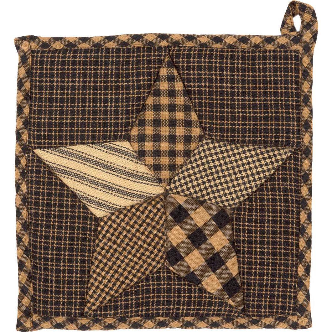 FARMHOUSE STAR POT HOLDER