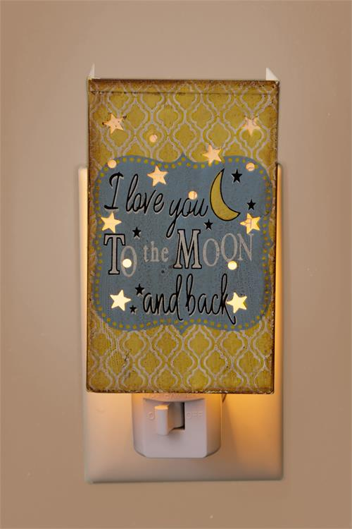 Night Light - I Love You To The Moon And Back