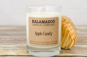 APPLE HARVEST: 10OZ JAR CANDLE