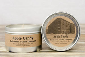APPLE HARVEST: 6.5OZ TIN CANDLE