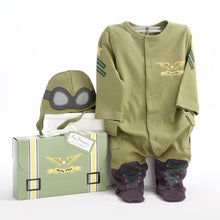 """Big Dreamzzz"" Baby Pilot Two-Piece Layette Set"
