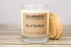 DAY AT THE BEACH: 10OZ JAR CANDLE