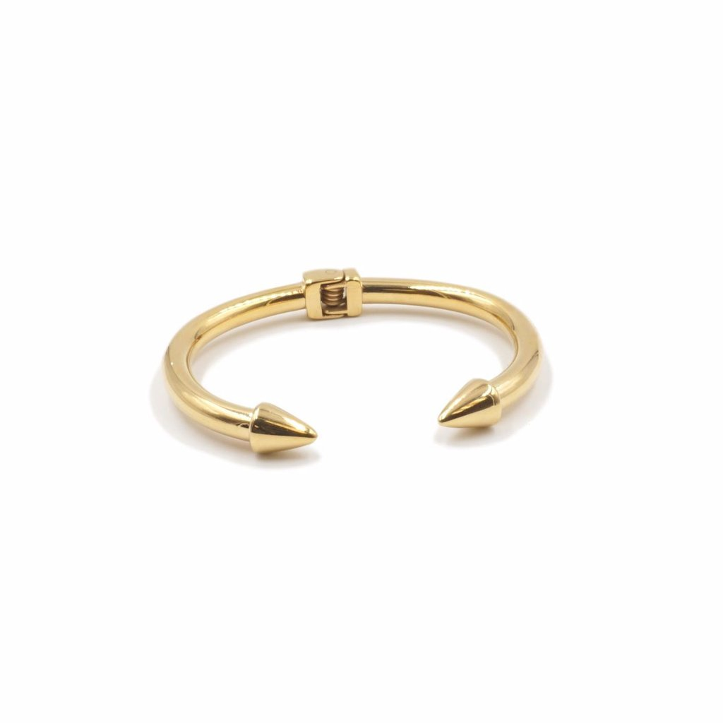 SPIKE COLLECTION - GOLD BRACELET