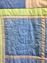 Goodnight Moon Inspired Custom Baby Quilt