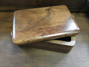 Handcrafted Wooden Rectangle Box