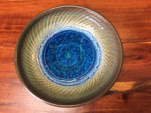 Extra Large Glass Pottery Dish