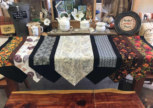 Handcrafted Table Runners