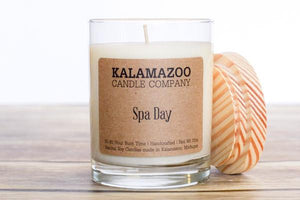 SPA DAY: 10OZ JAR CANDLE