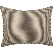Sawyer Mill Charcoal Ticking Stripe Set