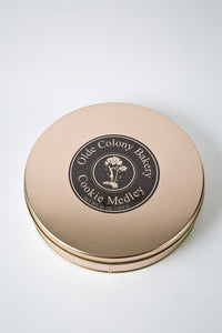 Olde Colony Bakery Cookie Medley Tin