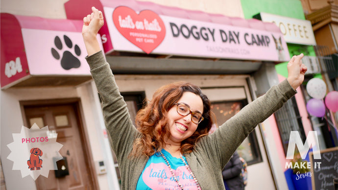 New Doggy Day Camp Opens In Jersey City by Judy Nunez / Tails On Trails (Photos)